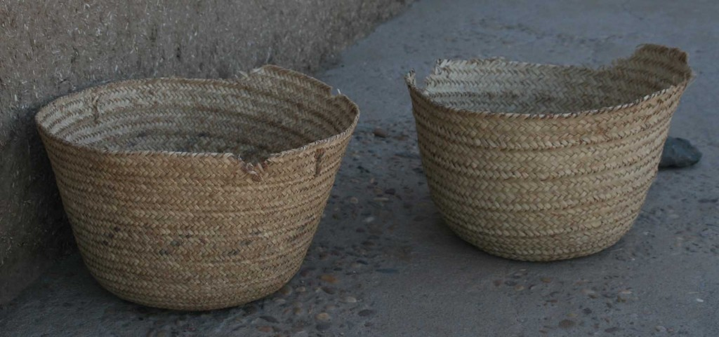 Examples of modern baskets