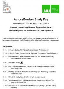 Programme AcrossBorders Study-day1