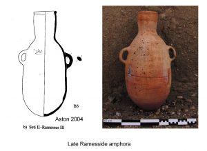Tomb 26 Amphora
